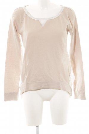Deha Sweatshirt creme Casual-Look