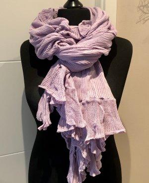 Deha Knitted Scarf purple