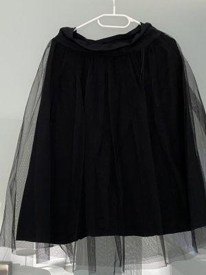 Deha Tulle Skirt black