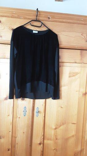 Deha Slip-over Blouse black