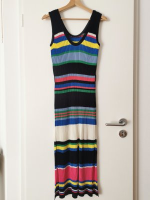 Closet Knitted Dress multicolored