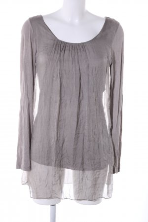 Deichgraf Slip-over Blouse light grey casual look