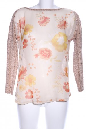 Deichgraf Slip-over Blouse flower pattern casual look