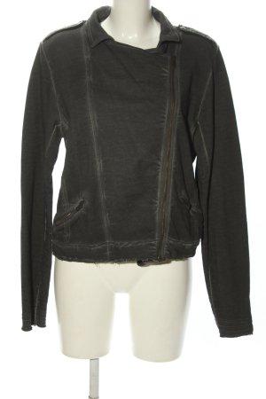 Deichgraf Sweat Jacket light grey casual look