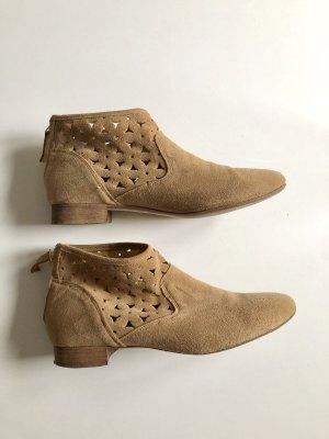 Deichmann Low boot chameau-beige