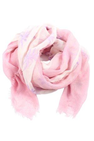 Deichmann Châle au tricot rose élégant