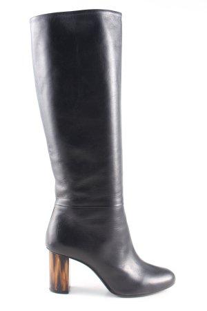 Deimille High Heel Boots black business style