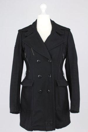 Dek`her Mantel schwarz Größe M 1712070041247