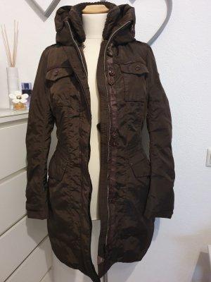 Dek'her Winter Coat dark brown