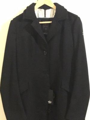 Dekker Mantel Damen schwarz NEU Gr. L