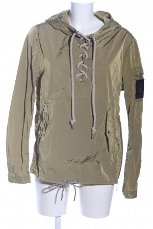 Dekker Windstopper khaki Business-Look