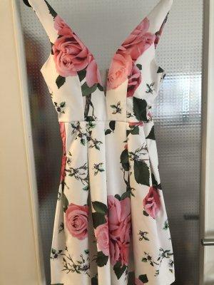 Bustier Dress pink