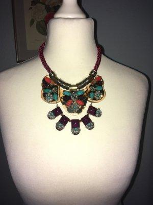 Accessorize Colliers ras du cou multicolore
