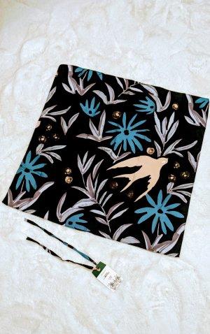 Paper Season Pocket Square multicolored polyester