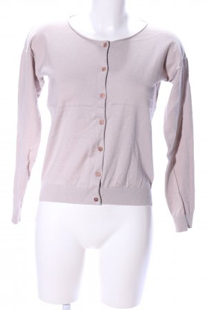 Delicate Love Strickjacke creme Casual-Look