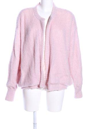 Delicate Love Strickjacke pink Casual-Look