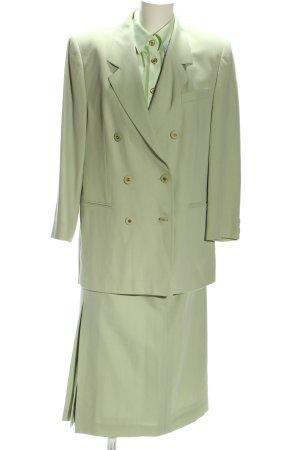Delmod Kostüm grün Business-Look