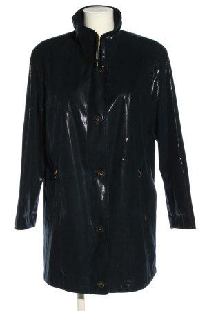 Delmod Długa kurtka niebieski W stylu casual
