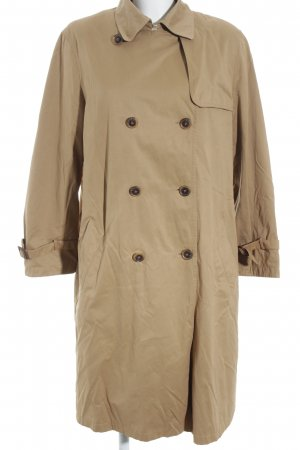 Delmod Trenchcoat sandbraun Casual-Look
