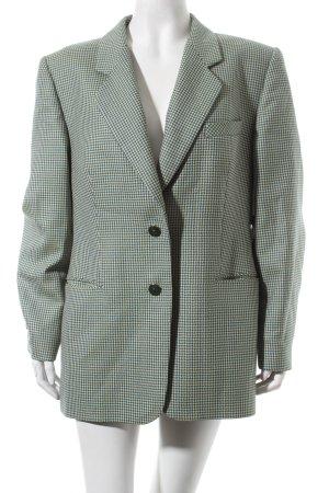 Delmod Woll-Blazer mehrfarbig Business-Look