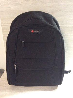 DELSEY Laptop Backpack black