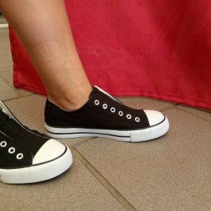 DeLuxe Sneakers Top Schuhe Größe 38
