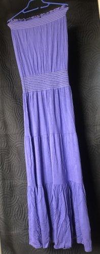 Vestido playero púrpura