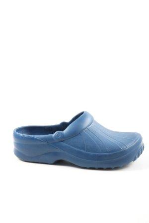 Demar Pantoufles bleu style décontracté