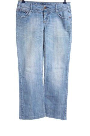 Demon Lady Straight-Leg Jeans