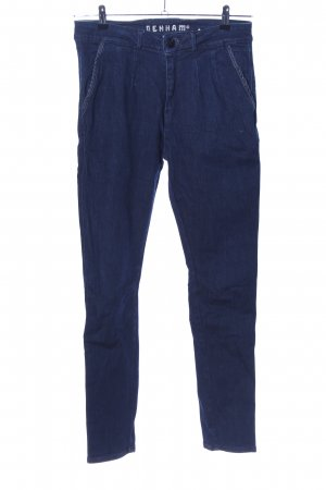 Denham High Waist Jeans blau Casual-Look