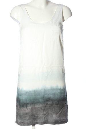 Denham Vestido estilo camisa degradado de color look casual