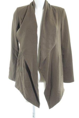 Denham Übergangsjacke olivgrün Street-Fashion-Look
