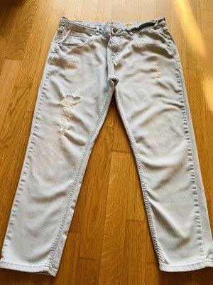 & DENIM Boyfriend Jeans light blue