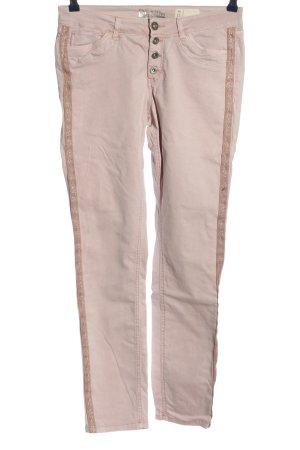 Denim 1982 Skinny Jeans weiß-wollweiß Casual-Look