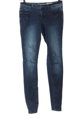 Denim 1982 Skinny Jeans blau Casual-Look