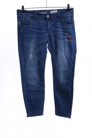Denim 1982 Slim Jeans blau Casual-Look