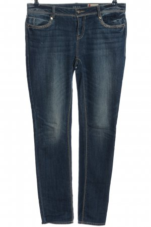 Denim 1982 Straight-Leg Jeans blau Casual-Look