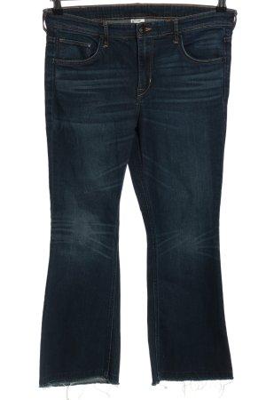 & DENIM Jeans a 7/8 blu stile casual