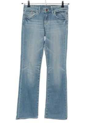 & DENIM Jeans svasati blu stile casual