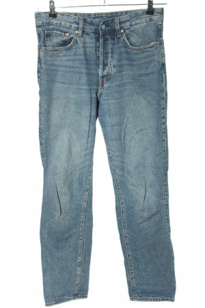 & DENIM Boot Cut Jeans blau Casual-Look