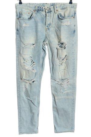 & DENIM Boyfriend Jeans blue casual look