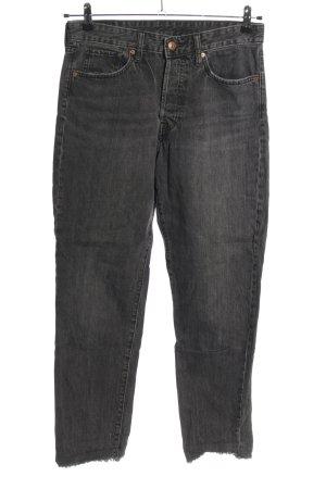 & DENIM Boyfriend Jeans light grey casual look