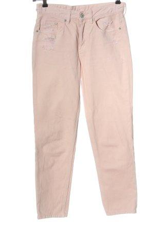 & DENIM Boyfriend Jeans nude casual look