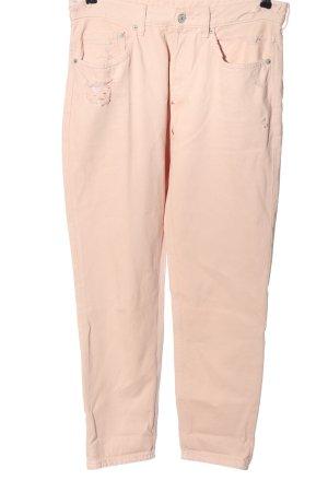 & DENIM Jeans boyfriend color carne stile casual
