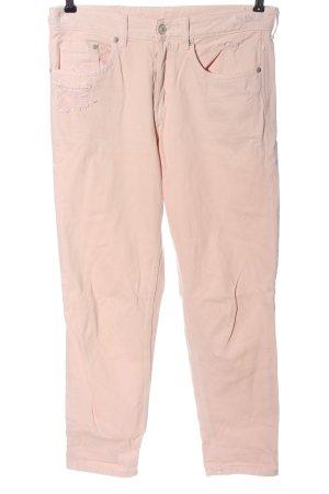 & DENIM Boyfriend jeans roze casual uitstraling