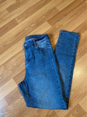 Denim Co. Jeans a vita alta azzurro