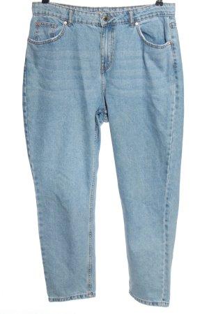 Denim Co. Baggy jeans blauw casual uitstraling