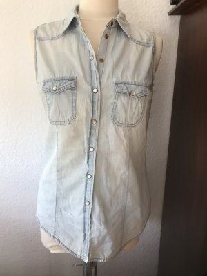 Denim Co., Bluse, Gr. 36