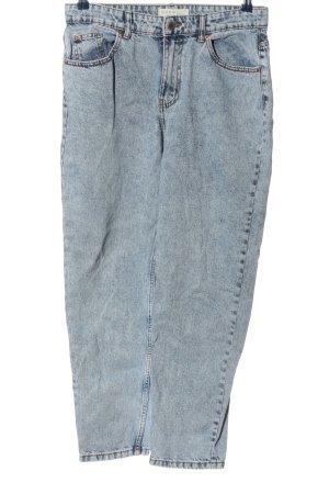 Denim Co. Jeans boyfriend bleu style décontracté