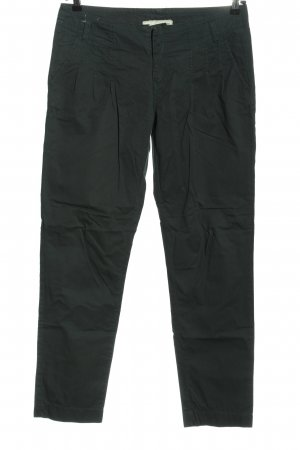 Denim Co. Pleated Trousers green casual look